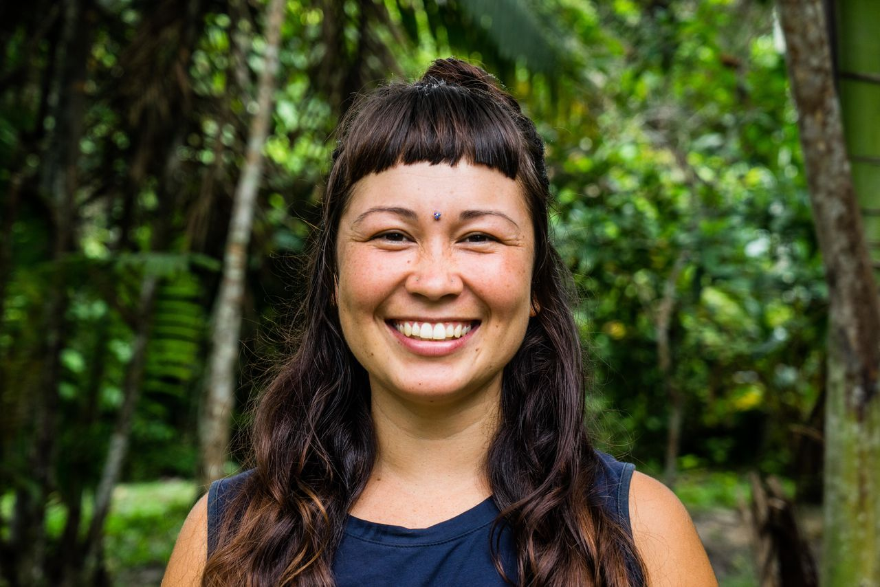 Korina - Yoga Teacher & Facilitator